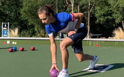 The French Lawn Bowls team wants to become one of the greats