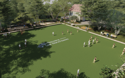 Lawn Bowls is arriving for the first time in France