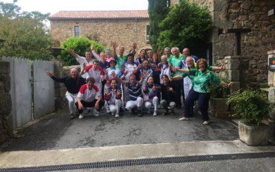 «Full success» pour l'inauguration du premier terrain de lawn bowls en France